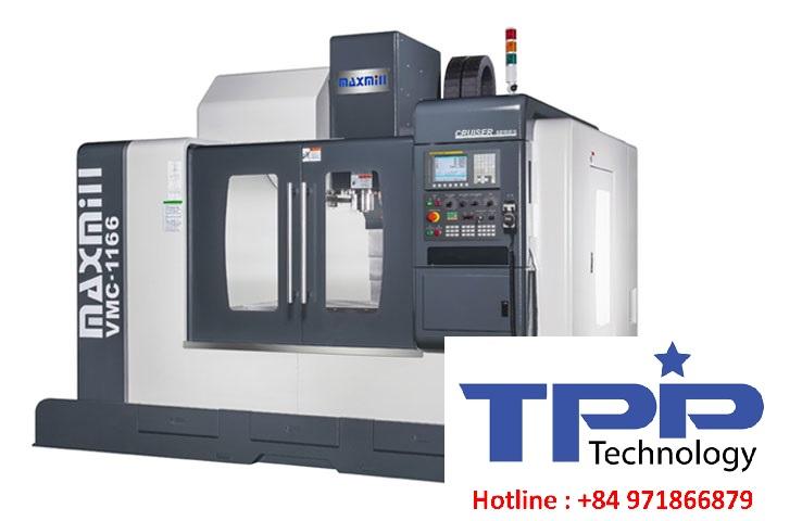 Máy Công cụ, CNC
