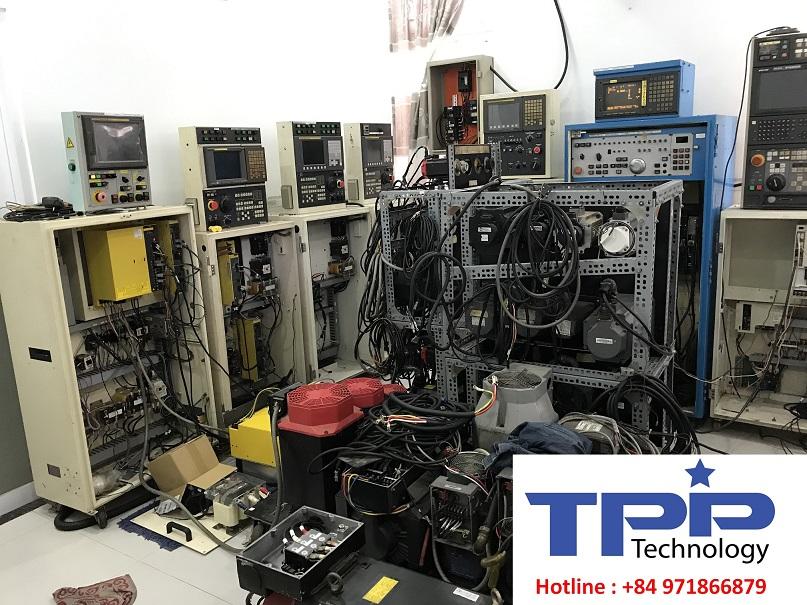 Cung cấp Spare part cho tất cả các loại Robot, máy CNC